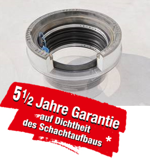 Schachtdichtsystem NeutraProof